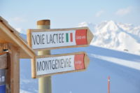 Une journée sur les pistes de Montgenèvre © Mairie de Montgenèvre