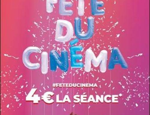 Ouverture et Fête du Cinéma
