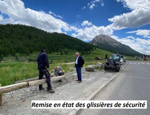 Bois de Sestrières : fin de travaux !