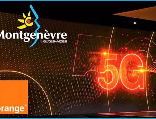 La 5G à Montgenèvre